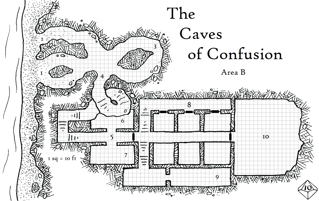 The Caves of Confusion
